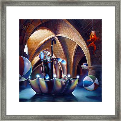 Caverna Magica Framed Print by Patrick Anthony Pierson