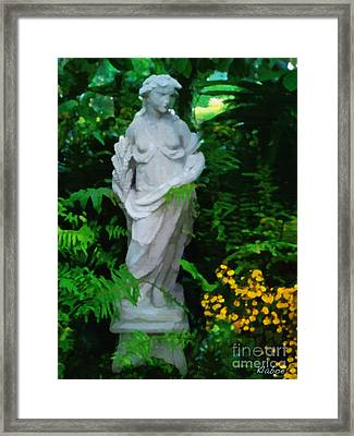 Ceres Framed Print by David Klaboe