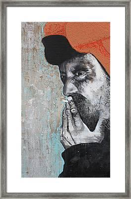 Change Hunter  Framed Print by Kate Tesch