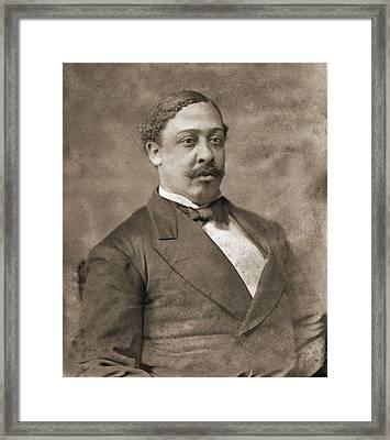 Charles Edmund Nash 1844-1913, African Framed Print by Everett