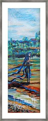 Chatham Spirit-sold Framed Print by Mirinda Reynolds