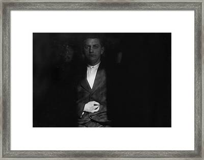 Child Labor, Frank Wiegel, Of Brooklyn Framed Print by Everett