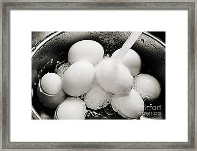 Chill Out Framed Print by Andee Design