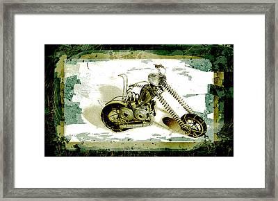 Chopper 1 Framed Print by Mauro Celotti