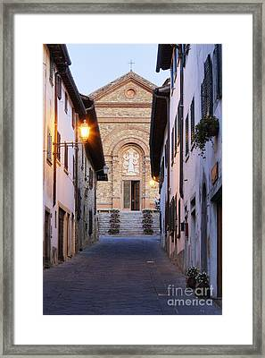 Church Framed Print by Jeremy Woodhouse