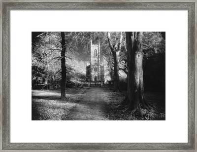 Church Of St Mary Magdalene Framed Print by Simon Marsden