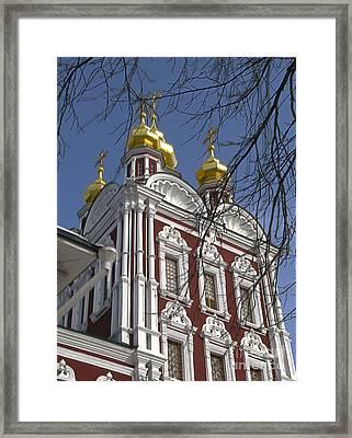 Churches Russia6 Framed Print by Yury Bashkin