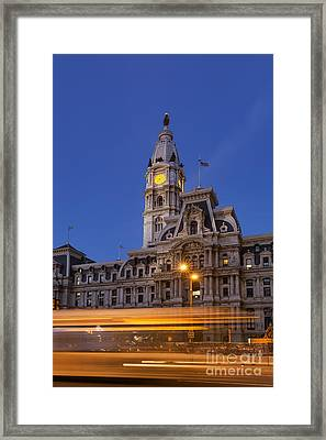 City Hall  Framed Print by John Greim