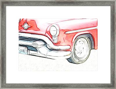 Classic Framed Print by Tilly Williams
