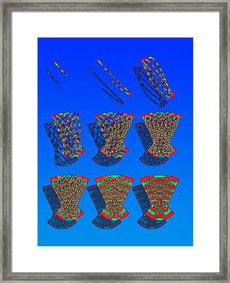 Classical And Quantum Physics Framed Print by Eric Heller