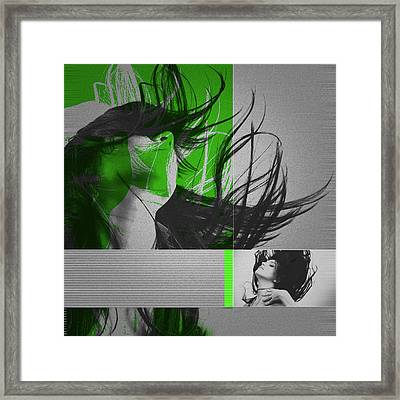 Climax Framed Print by Naxart Studio