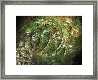 Coastal Breeze Framed Print by Betsy C Knapp