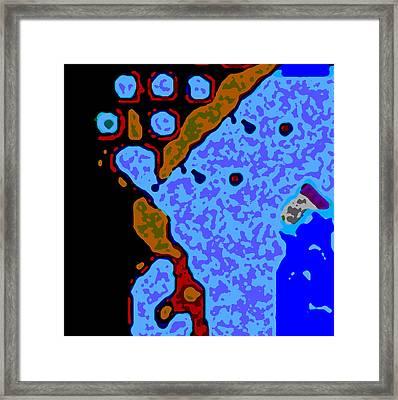 Collective Imagination Framed Print by Jimi Bush