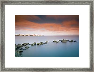 Colonia Del Sacramento Framed Print by Photo by Jim Boud