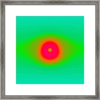 Colors 05 Framed Print by Li   van Saathoff