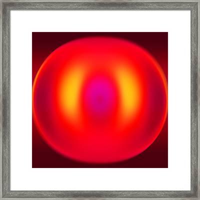 Colors 2.1 Framed Print by Li   van Saathoff