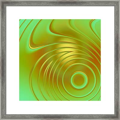 Colors 3.1 Framed Print by Li   van Saathoff