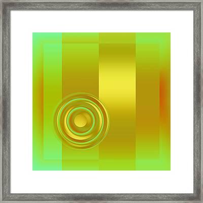 Colors 3.2 Framed Print by Li   van Saathoff