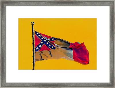 Colors Of The New South Framed Print by David Lee Thompson