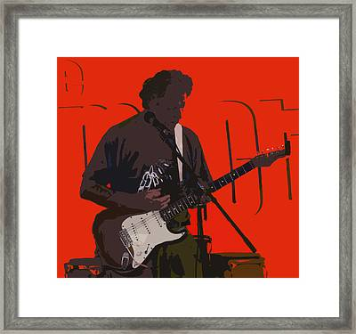Concentration Framed Print by Ian  MacDonald
