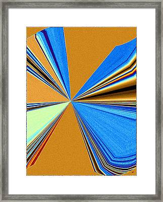 Conceptual 19 Framed Print by Will Borden