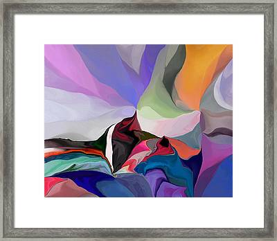 Conjuncture Framed Print by David Lane