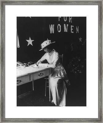 Consuelo Vanderbilt 1877-1964, Still Framed Print by Everett