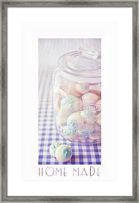 Cookie Jar Framed Print by Priska Wettstein