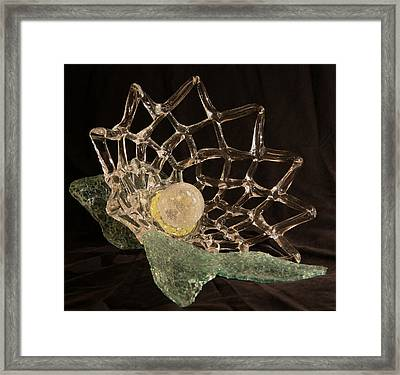 Corsage Framed Print by Ellery Russell