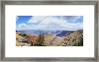 Crand Canyon Framed Print by Patrick  Warneka