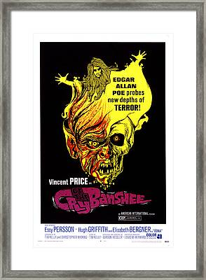 Cry Of The Banshee, 1970 Framed Print by Everett