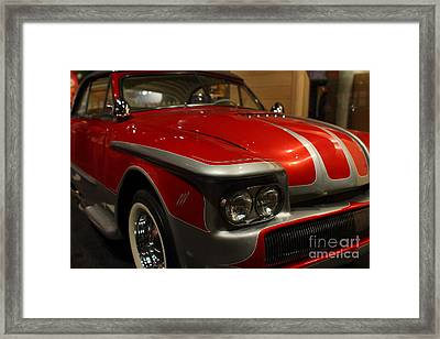 Custom Ford Automobile . 7d13111 Framed Print by Wingsdomain Art and Photography