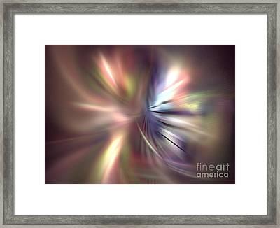 Cygnus Framed Print by Kim Sy Ok