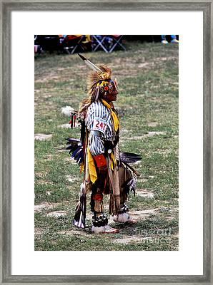 Dancer 247 Framed Print by Chris  Brewington Photography LLC