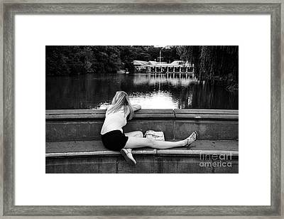 Day Dreamer Framed Print by Paul Ward
