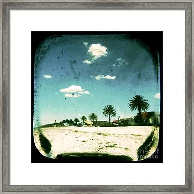 Daydream Framed Print by Andrew Paranavitana