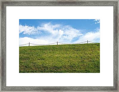Daydreams- Nature Photograph Framed Print by Linda Woods