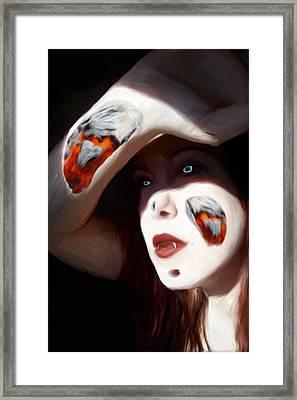 Daylight Framed Print by Stacy Parker
