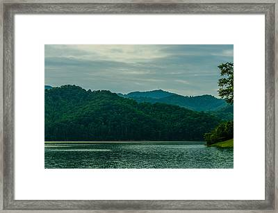 Day's End Framed Print by Ken Beatty