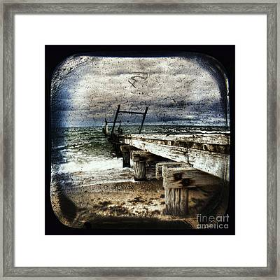 Deconstruction  Framed Print by Andrew Paranavitana