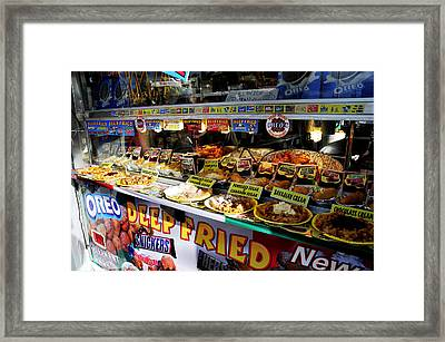 Deep Fried Framed Print by David Lee Thompson