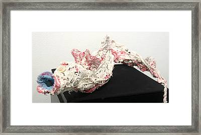 Deep Sea Fish 2 Framed Print by Kyle Ethan Fischer