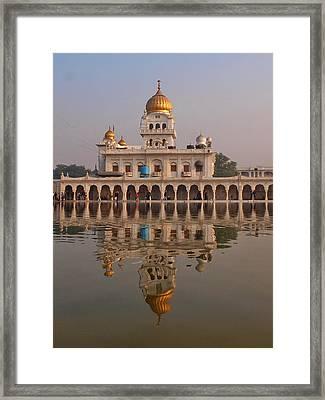 Delhi Framed Print by Stefan Hajdu