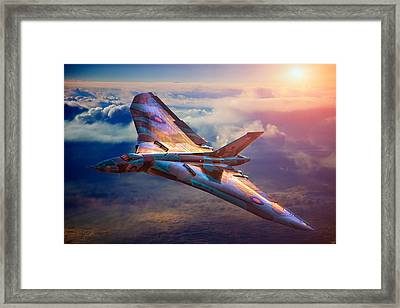 Delta Lady Framed Print by Chris Lord
