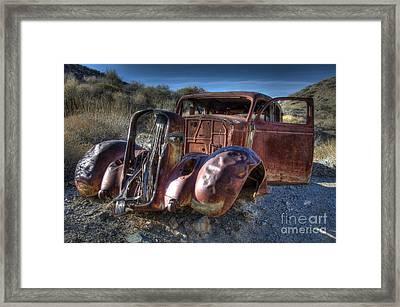 Desert Beauty Framed Print by Bob Christopher
