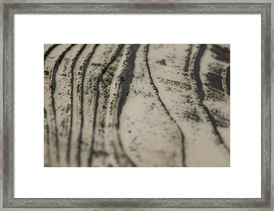 Destruction  Framed Print by Andrew Tuff