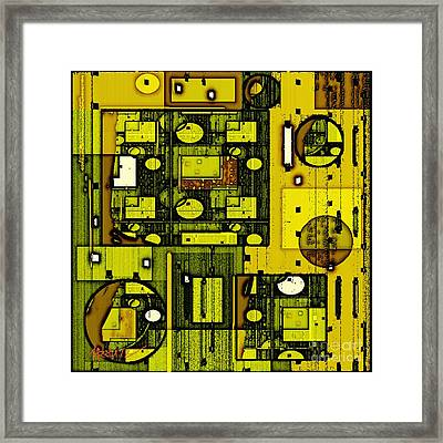 Digital Design 381 Framed Print by Nedunseralathan R