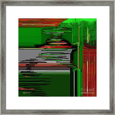 Digital Design 384 Framed Print by Nedunseralathan R