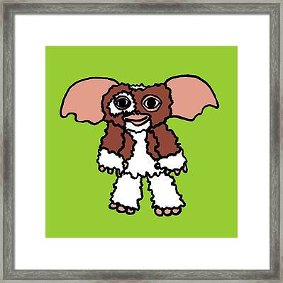 Digital Gizmo Framed Print by Jera Sky