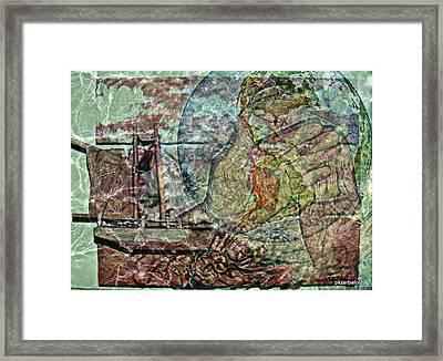 Discovery Of America Framed Print by Paulo Zerbato